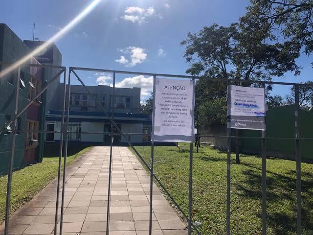 Nova previsão de reabertura da agência do INSS em 14 de setembro