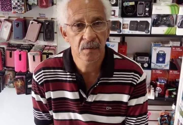 Servidor Público, João Raimundo dos Santos, morre aos 65 anos
