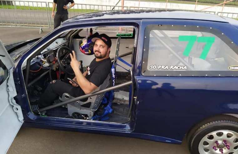 Alegretense, amante da velocidade, é mecânico e piloto com grandes conquistas