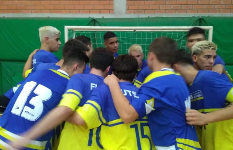 AABB Alegrete entra em quadra pela Liga Futsal