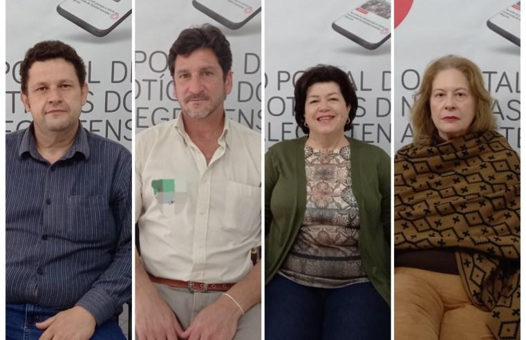 É hoje, o grande debate com os candidatos à Prefeitura de Alegrete