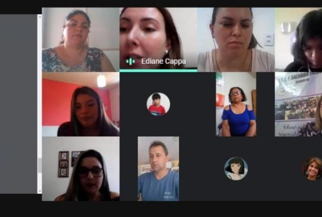 Projeto Saúde na Escola, durante a pandemia, integra escolas Freitas Valle e Salgado Filho