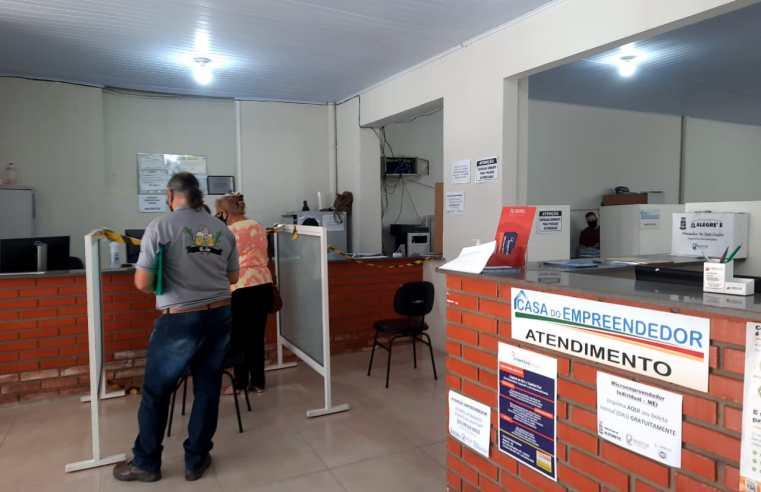Secretaria de Desenvolvimento tem agência de microcrédito para ajudar empreendedores de Alegrete