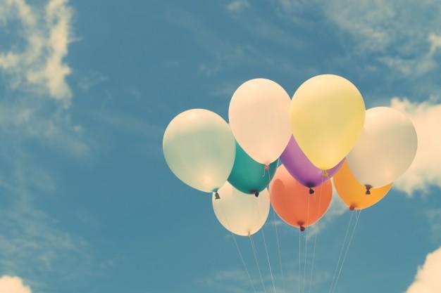 Músico de Alegrete sugere balões com mensagens ao invés de rojões e fogos nas festas de final de ano