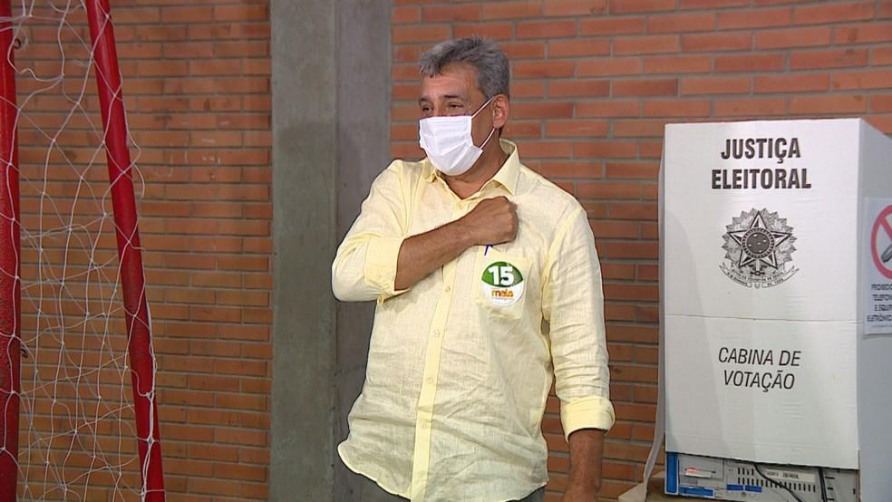 Sebastião Melo, do MDB, é eleito prefeito de Porto Alegre