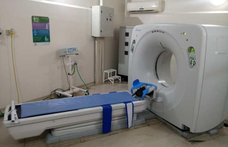 Projeto do novo tomógrafo para Santa Casa foi aprovado e aguarda compra pelo Ministério da Saúde