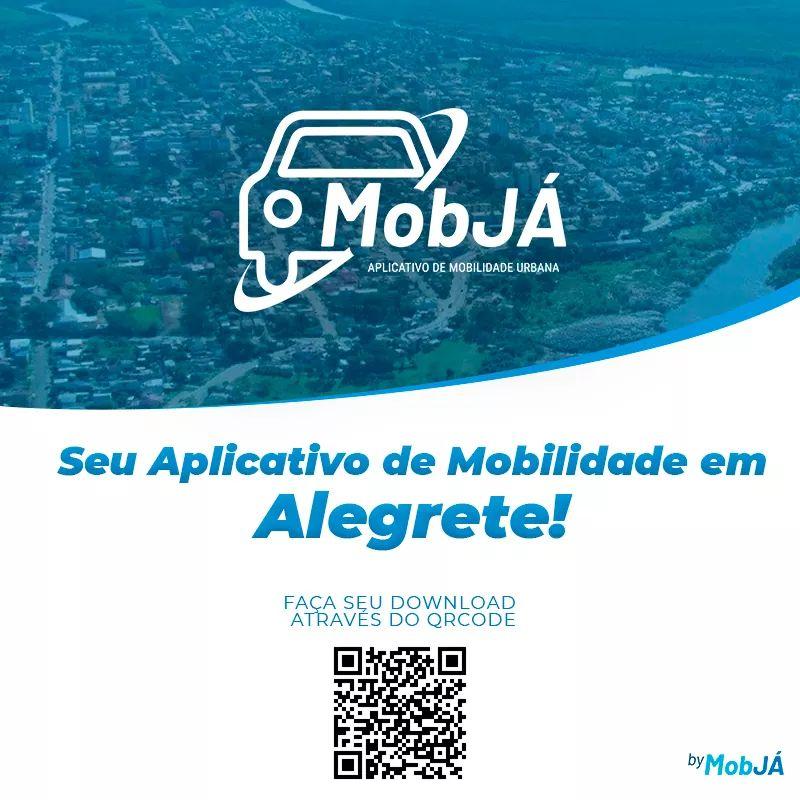 Chegou em Alegrete o mais novo aplicativo de mobilidade urbana