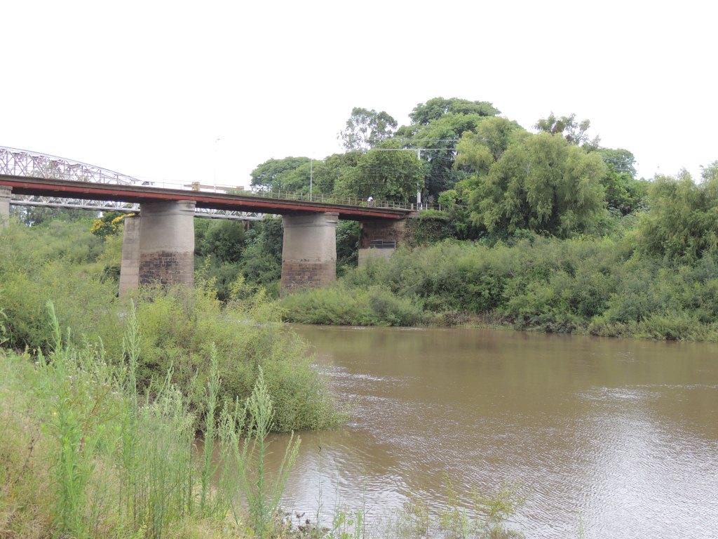 Nível do Rio Ibirapuitã esteve em elevação nos últimos dias em Alegrete