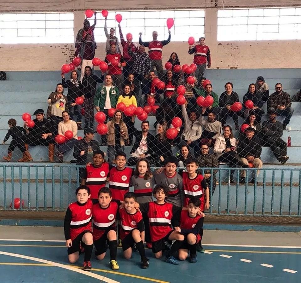 Sociedade Esportiva Real completa 62 anos de história e muito futsal
