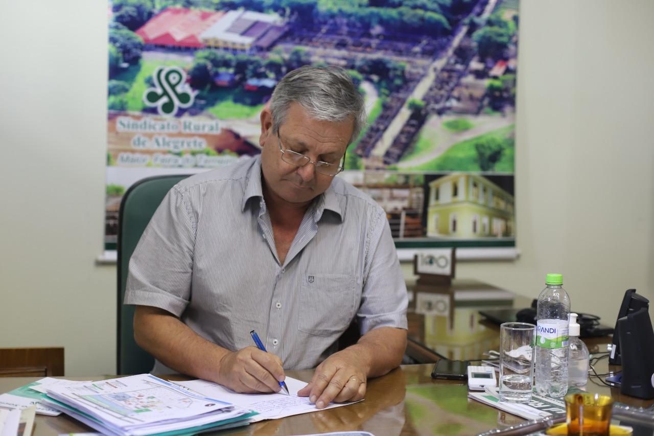 Presidente do Sindicato Rural avalia 2020 como positivo, apesar da pandemia