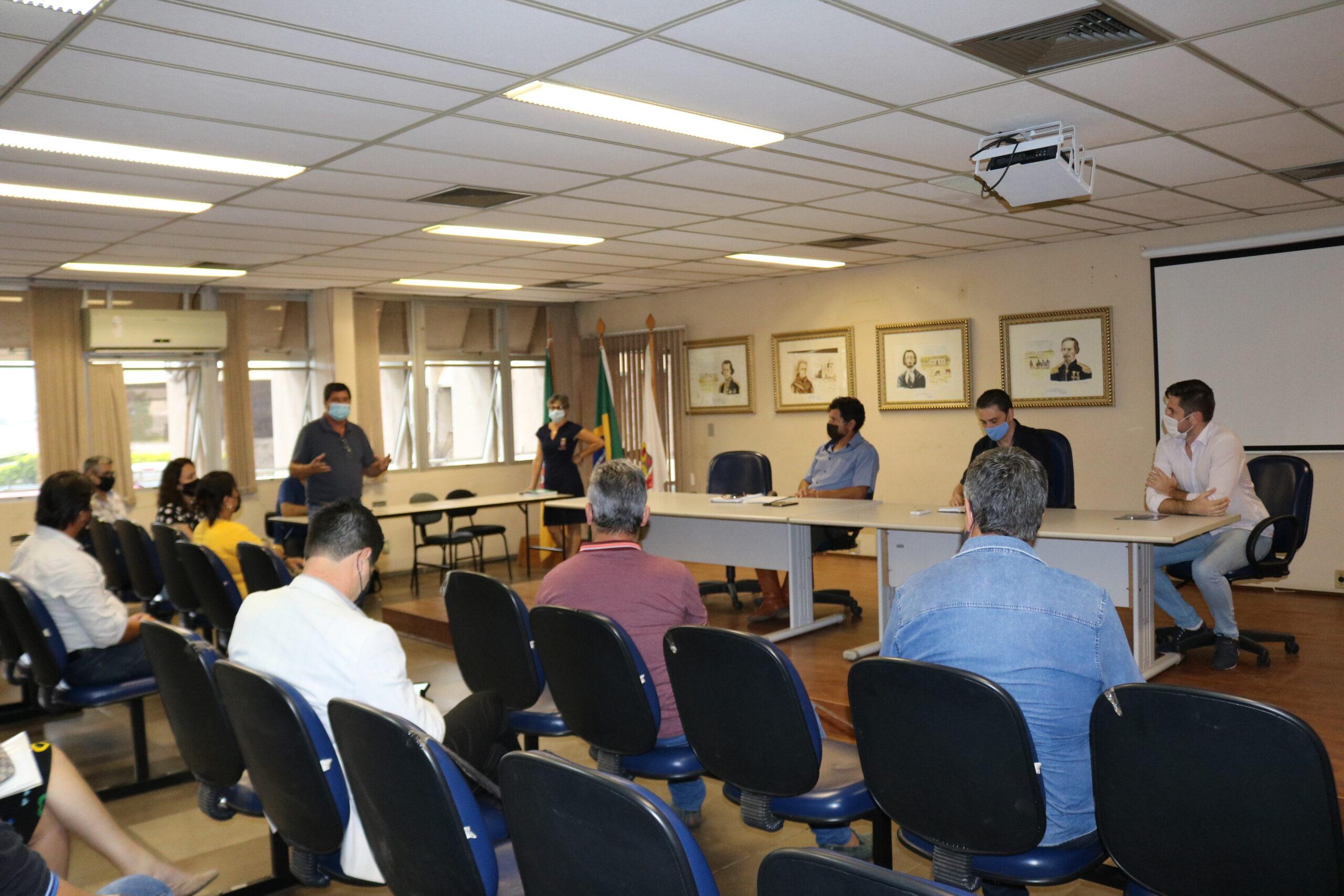 Comissão busca alternativas para evitar fechamento da agência do Banrisul na Cidade Alta