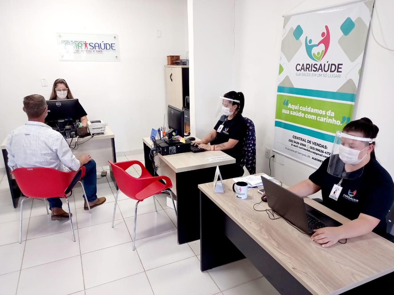 Consultório CariSaúde já está funcionando na Santa Casa com preços de consultas acessíveis