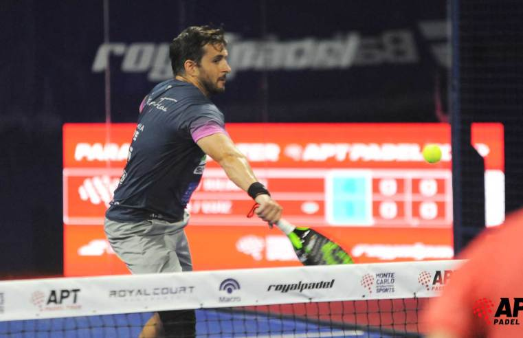 Padelista alegretense, líder do ranking da ATP estreia com vitória no Master do Paraguay