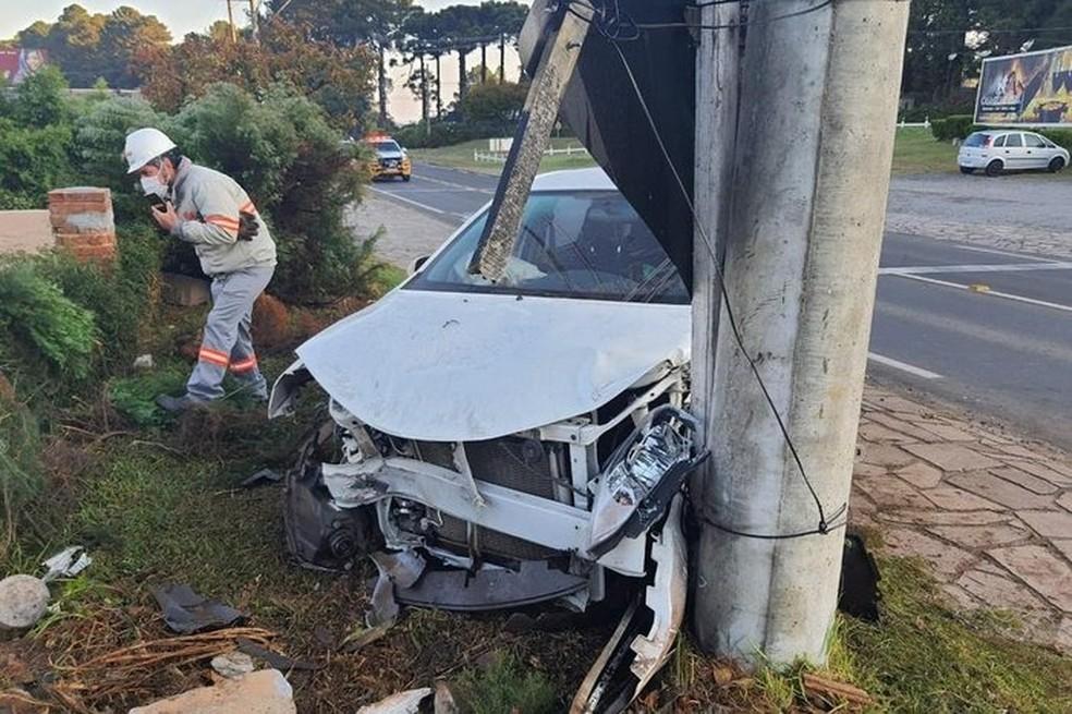 Mulher morre após ser atropelada em Canela; motorista estava embriagado, diz polícia