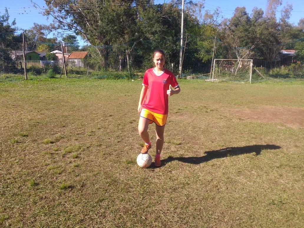 Guria do Passo Novo aprovada no Inter, vai disputar o gauchão feminino pelo Estrela
