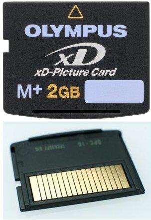 Definición de xD-Picture Card (tarjeta de memoria)
