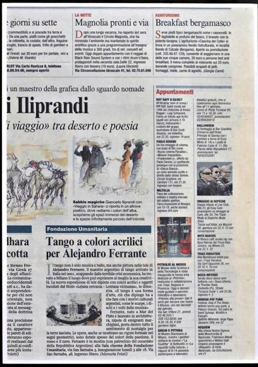 Corriere della sera (Italy)