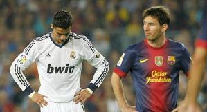 Leo Messi. Cristiano Ronaldo. Clásico. Barça. Madrid.