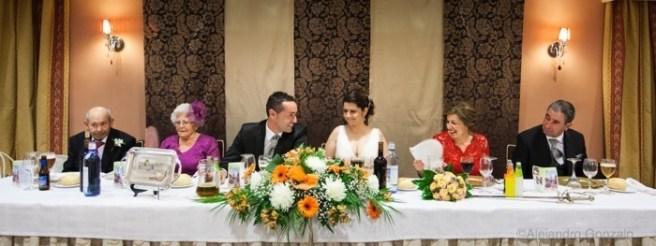 Reportaje de boda en Granada. Celebracion