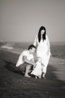fotos familia playa granada