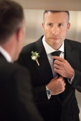 fotos de boda preparativos novio