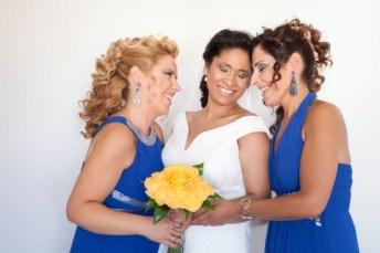 fotos boda preparativos novia