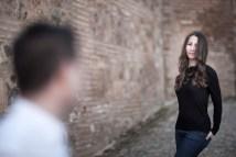 Reportaje de preboda en la Alhambra Granada