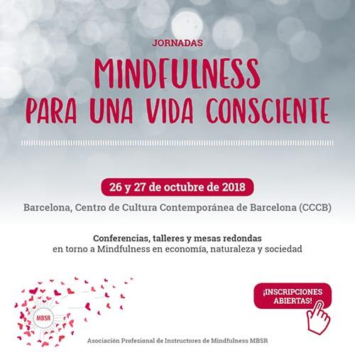 Jornadas de Mindfulness para una vida consciente