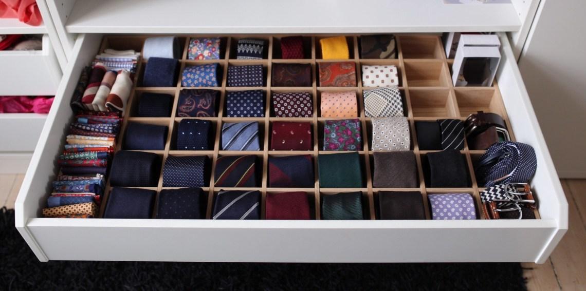 Tie Storage