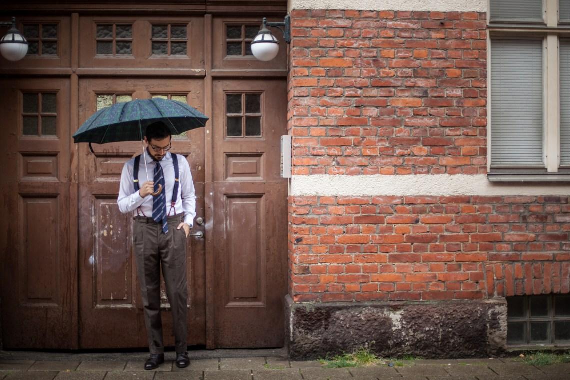 AleksJJ Fox Umbrellas
