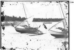Komra and Laronron Tibonal - Likiep atoll