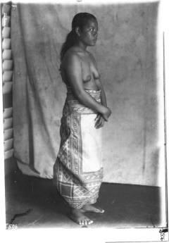 Liljabor - likiep atoll - Traditional dress