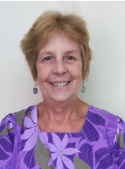 Carol Curtis- Museum Manager
