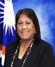 Rebecca Lorennij - Chairperson, Board of trustee