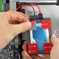 Guía para instalar un disco duro sólido SSD en tu iMac de 2011 - disco dual