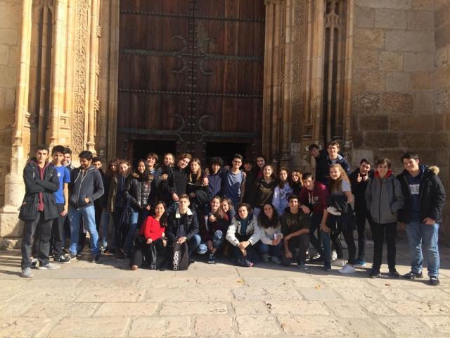 Visita a Alcalá de Henares: Alcine 48