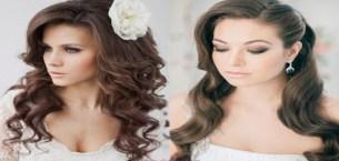 Kına Gecesi Saç Modelleri
