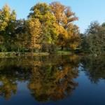 Zámecký park v Lednici