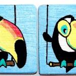 Tukan - dětské pexeso
