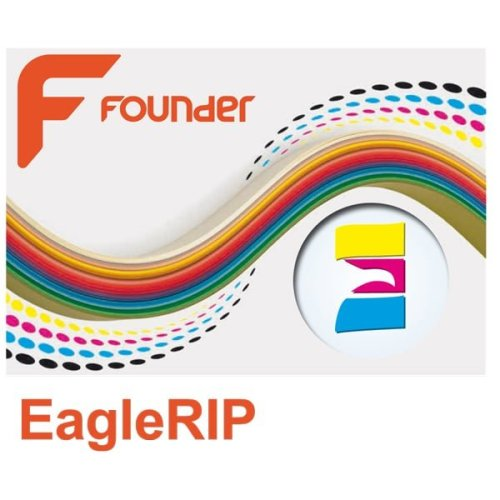 Software RIP Founder EagleRIP 5.1, Software RIP Founder, EagleRIP 5.1, Founder