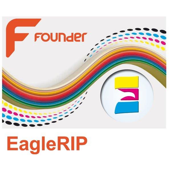 Software RIP Founder EagleRIP 5.1, Software RIP Founder, EagleRIP 5.1, Founder