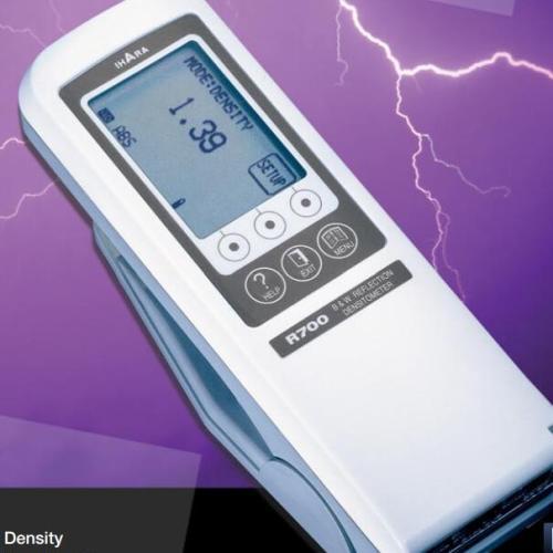 IHARA, R700, Densitômetro