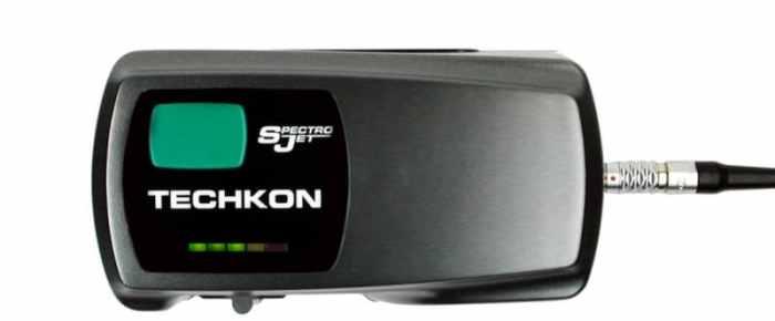 SpectroJet, Techkon, espectrofotômetro
