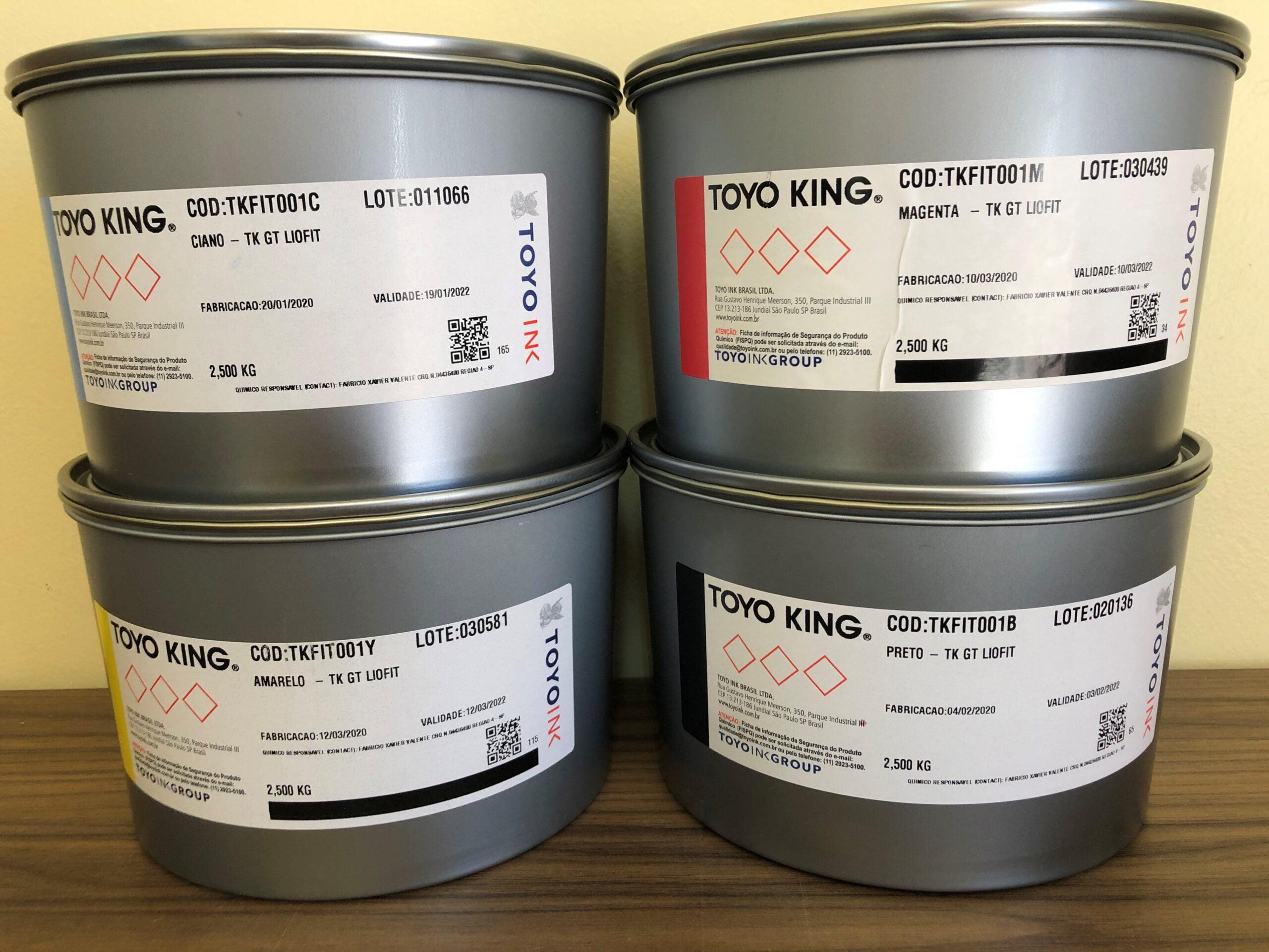 Tinta Offset Toyo Ink Liofit