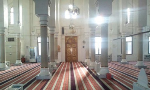 مسجد التوبه Al-Tawba Mosque