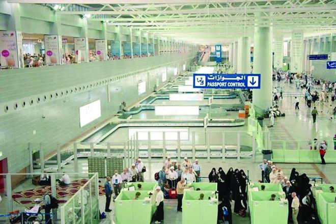 نقل رحلات 11 وجهة إلى مطار الملك عبدالعزيز الجديد 80 رحلة