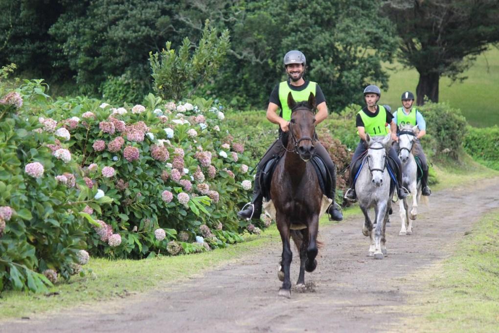 Açores recebeu primeiro Raide federado - Portal Equitação