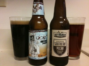 Gonzo Imperial Porter and Southern Pecan