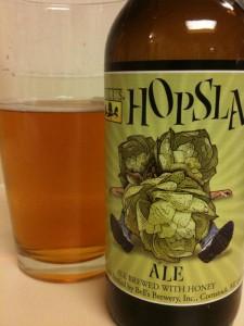Tasting HopSlam Tonight