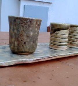 vajilla ceramica
